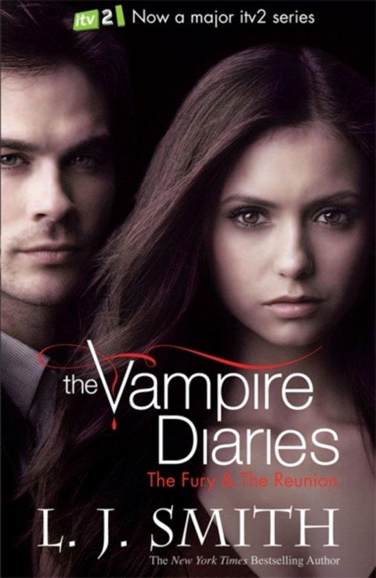 Boek cover The Vampire Diaries #3 & 4 van L. J. Smith (Paperback)