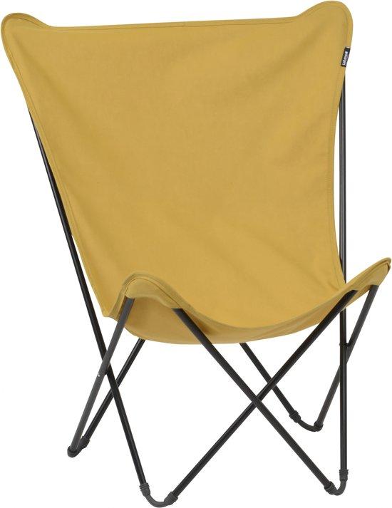 lafuma maxi pop up campingstoel beige. Black Bedroom Furniture Sets. Home Design Ideas