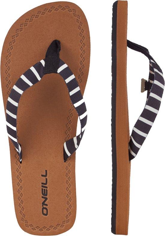 O'Neill - Slippers voor dames - zwart-wit
