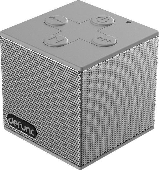 DeFunc BT Travel Speaker S - Silverish