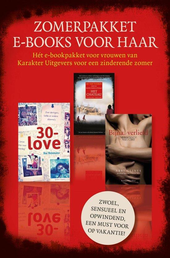 Boek cover Zomerpakket e-books voor haar van Abbi Glines (Onbekend)