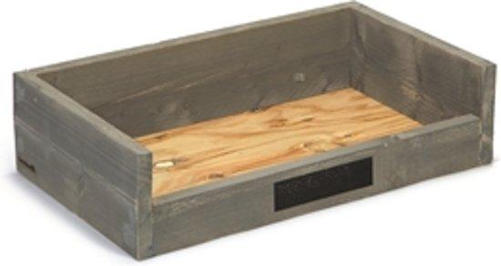 Beeztees Hudson - Hondenmand - Hout - 75 x 45 x 19,5 cm