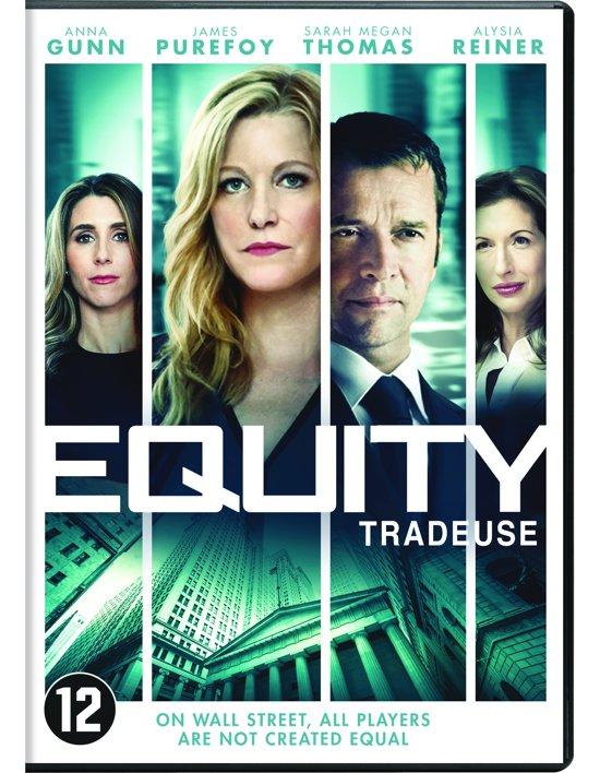 DVD cover van Equity