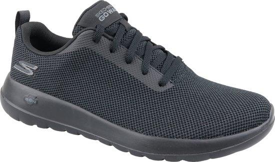 0b5dab676b6 Skechers Go Walk 54610-BBK, Mannen, Zwart, Sneakers maat: 43 EU