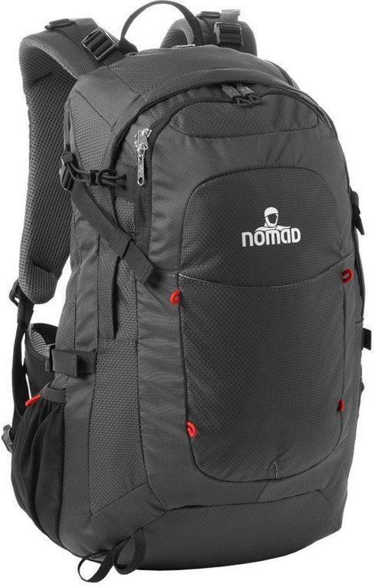 Nomad Barite Backpack 25 Liter Zwart