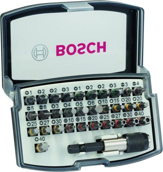 BOSCH PROFESSIONAL Schroevendraaierbit Set Pro