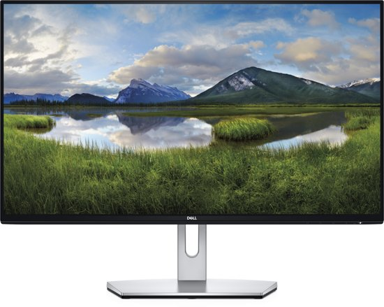 DELL S2419H computer monitor 61 cm (24'') Full HD LED Flat Zwart