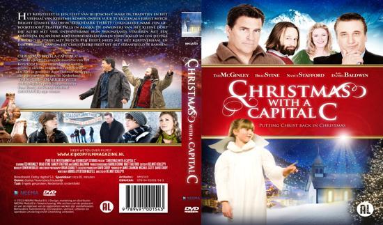 Christmas With A Capital C.Bol Com Neema Dvd Christmas With A Capital C 1disc Kerst