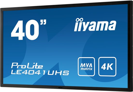 Iiyama ProLite LE4041UHS-B1 - 4K Monitor