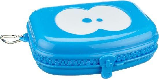 Fruitfriends Lunchbox - Kunststof - Voor Kinderen - Azur Blauw - Blauw
