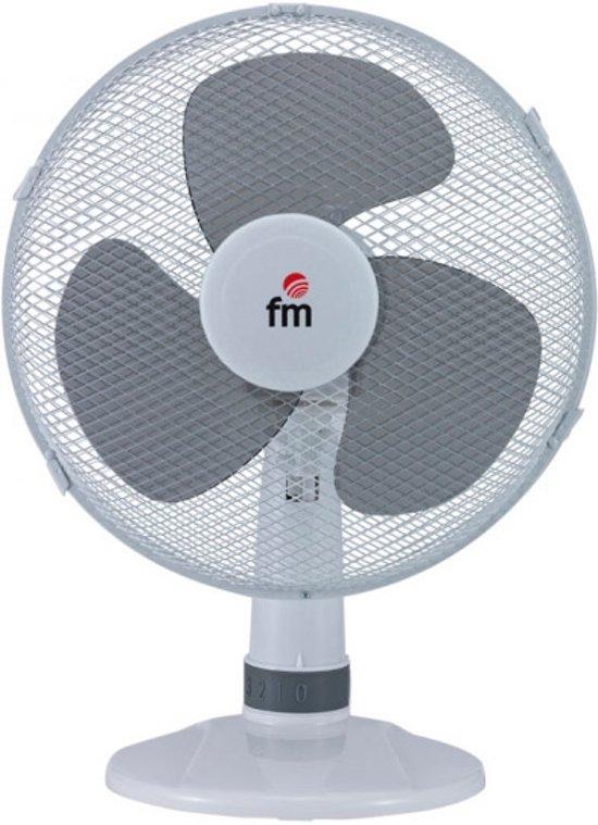 Grupo FM S130 - Tafelventilator - Wit