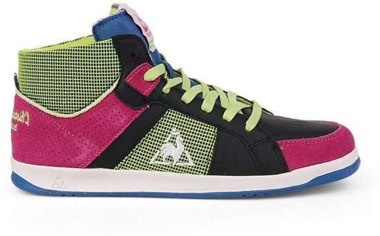 6952ca819e1 bol.com | Le Coq Sportif - Dames Sneakers Toulouse Mid - Multi - Maat 37