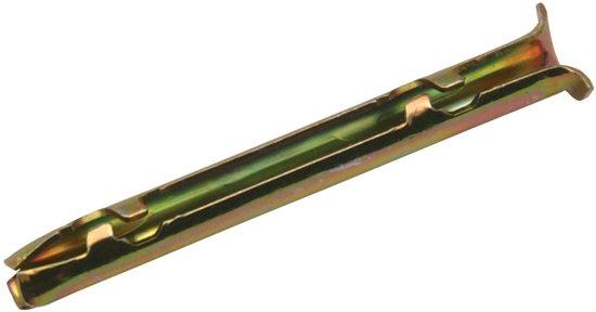 4Tecx Spanhuls 8x70mm verzinkt - 100 stuks