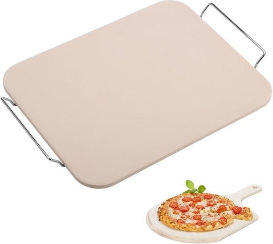 Westmark Pizzasteen - 38 x 30 cm