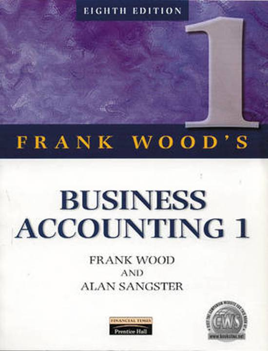 Boek cover Business Accounting Volume 1 van Tommy Robinson (Paperback)