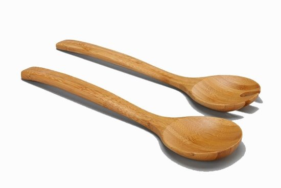 Point-Virgule Bamboo Slabestek - 2 stuks