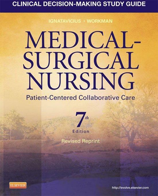 Medical-Surgical Nursing - Pageburst on VitalSource