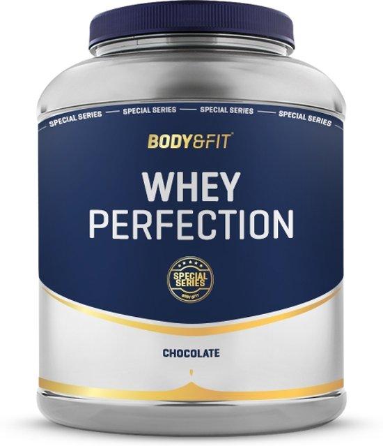 Body & Fit Whey Perfection Special Series Eiwitpoeder / Eiwitshake - 2270 gram - Chocolate