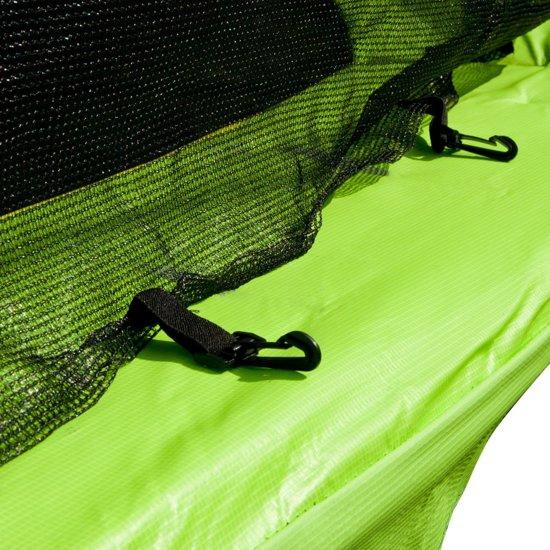 Trampoline - Insportline Froggy Pro - 305 cm - Groen