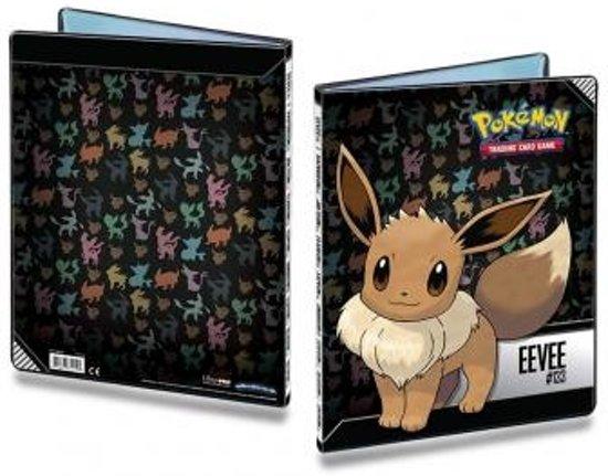Afbeelding van het spel Pokemon verzamelmap 9-pocket Eevee