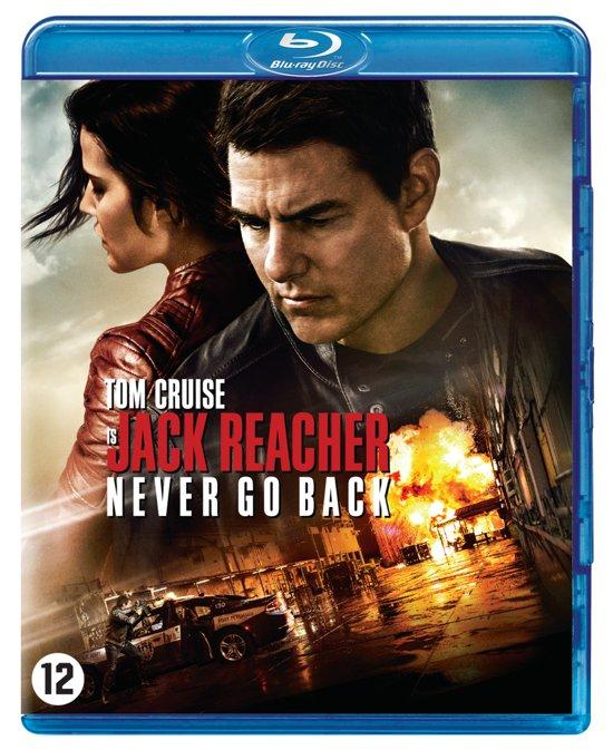 Jack Reacher 2: Never Go Back (Blu-ray)