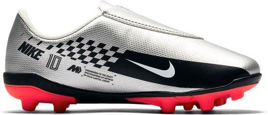 Nike Mercurial Vapor 13 Club Neymar MG (PSV) Sportschoenen - Maat 27 - Unisex - zilver/zwart/roze