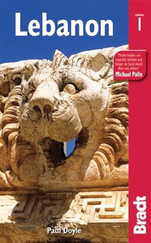 Bradt's Reisgids Lebanon