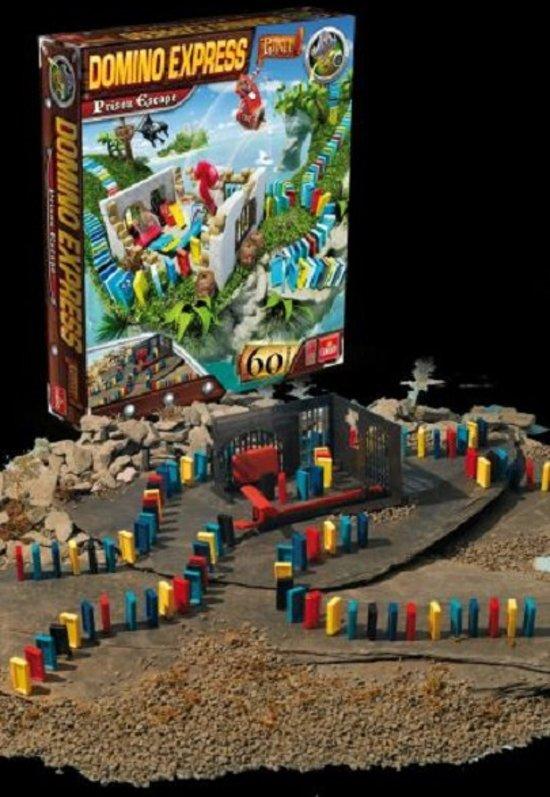 Afbeelding van het spel Domino Express Pirate Escape from Prison
