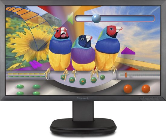 Viewsonic VG Series VG2239Smh 22'' Full HD LCD Zwart computer monitor