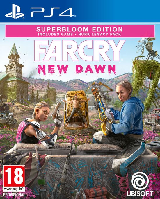 Far Cry New Dawn Superbloom Edition - PS4