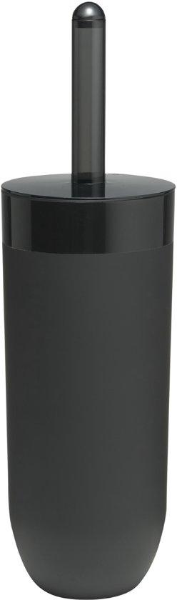 Sealskin Bloom - Toiletborstelhouder  - Zwart