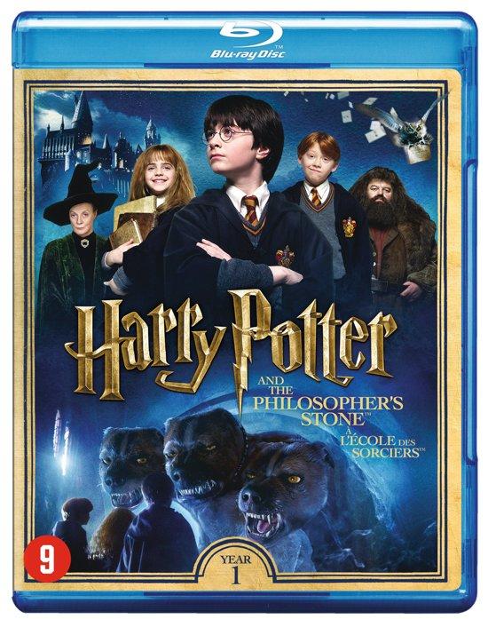 Harry Potter En De Steen Der Wijzen (Blu-ray)