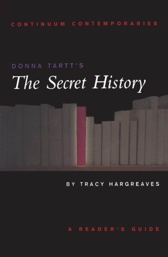 Donna Tartt's The Secret History
