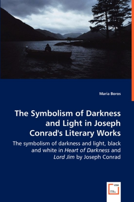 the theme and literary techniques in joseph conrads heart of darkness Of darkness & the secret sharer (cliffsnotes on major themes, plots, characters, literary devices  to joseph conrad's the heart of darkness & the.
