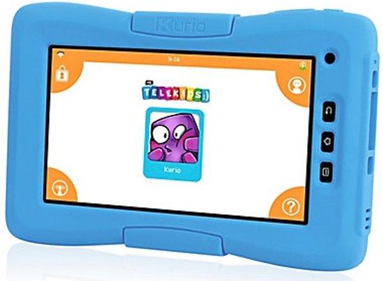 Kurio Kinder Tablet 7 inch Telekids - Blauw