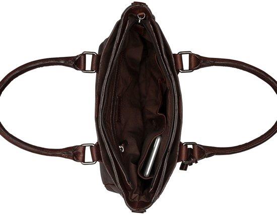 S Bruin Handbag Antique Burkely Avery gybf76