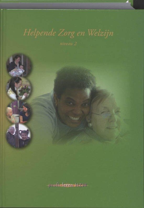 Helpende Zorg & Welzijn - Niveau 2