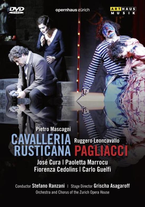Cavalleria Rusticana, Piagliacci