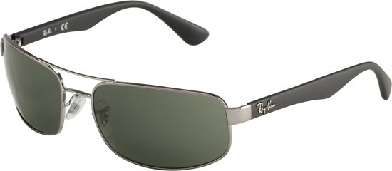0699c23134cd04 Ray-Ban Zonnebril 0RB3445 004 61