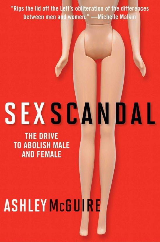 Boek cover Sex Scandal van Ashley Mcguire (Onbekend)