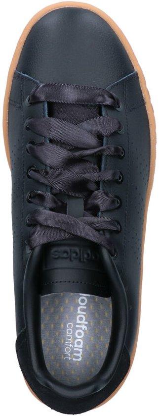 Adidas Advantage Bold Dames Sneakers - Core Black/gum10