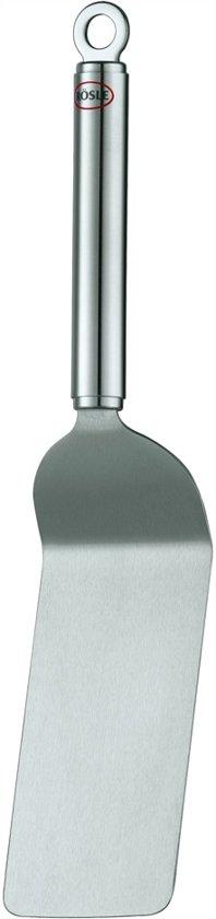 Rösle Sandwich-Palette gekröpft - Paletmes - Roestvrijstaal - Ophangbaar -Zilver