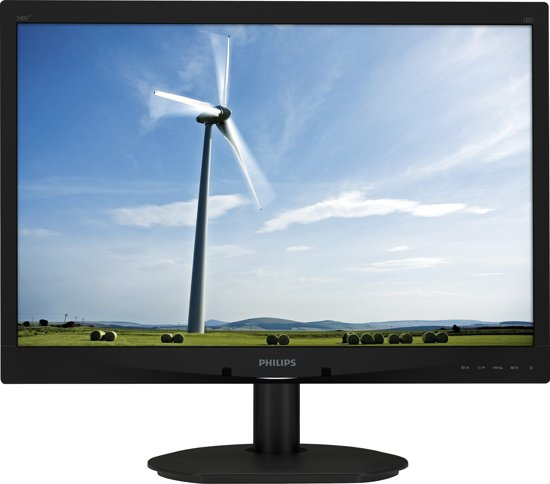 Philips 240S4LPSB - Monitor
