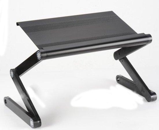 Technosmart Laptop Tafel - Verstelbaar - laptopstandaard zwart