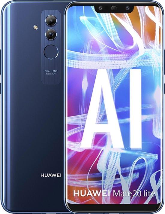Huawei Mate 20 Lite - 64GB - Blauw