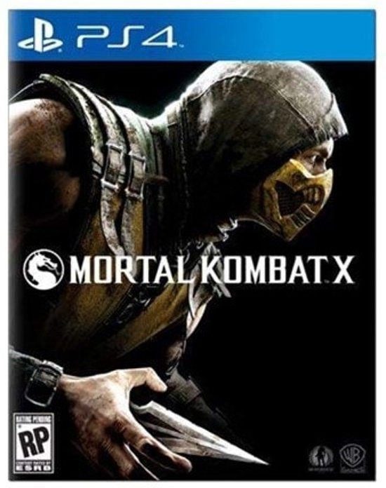 Mortal Kombat X - PS4 (Import) kopen