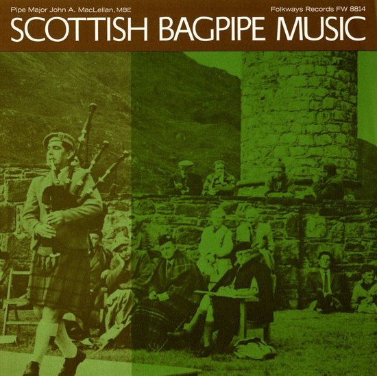 Scottish Bagpipe Music