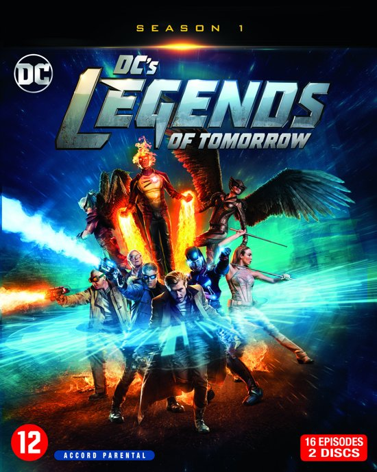 Legends Of Tomorrow - Seizoen 1 (Blu-ray)