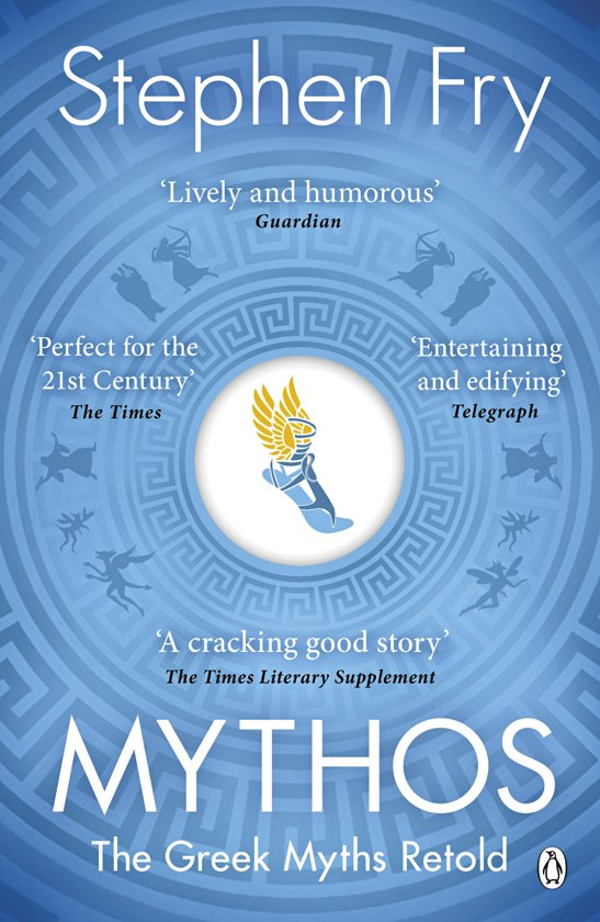 Boek cover Mythos van Stephen Fry (Paperback)
