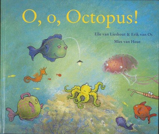 Afbeeldingsresultaat voor Elle van Lieshout: O, o Octopus
